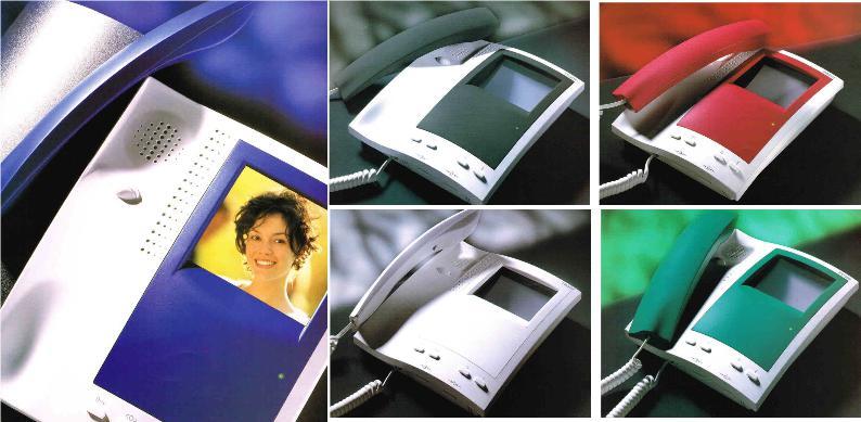 Monitores Serie 7 de colores