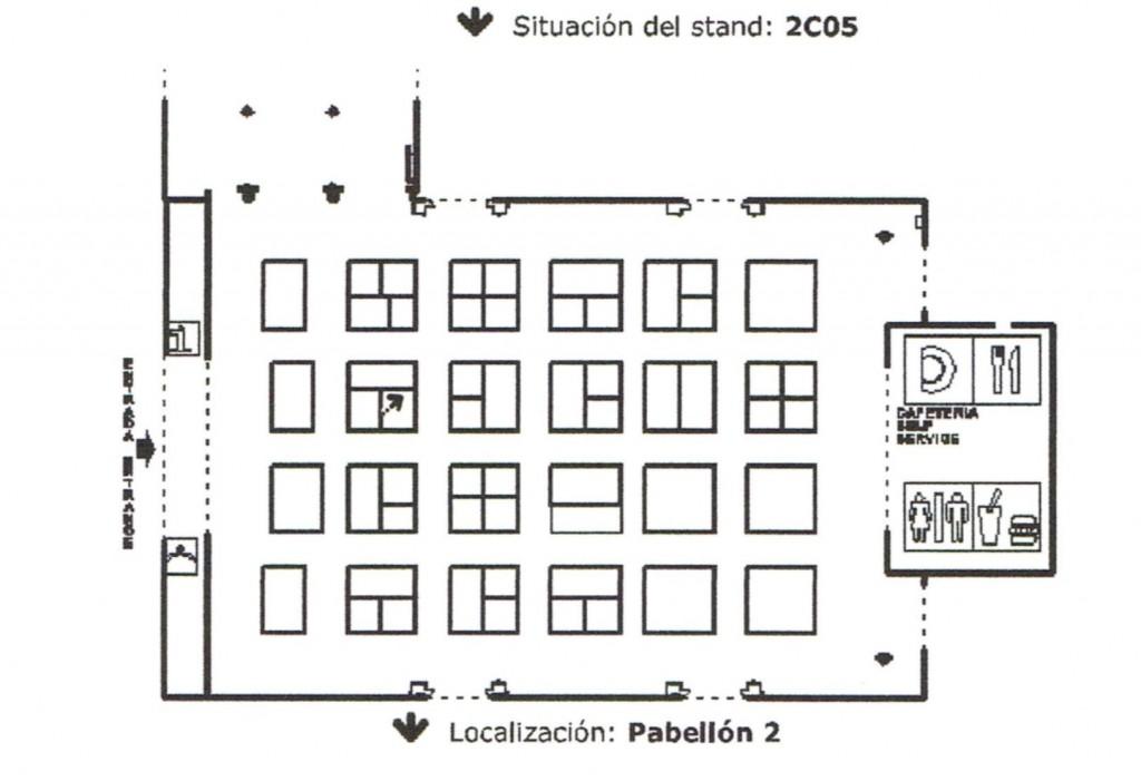 Porteralia en el Stand 2C05