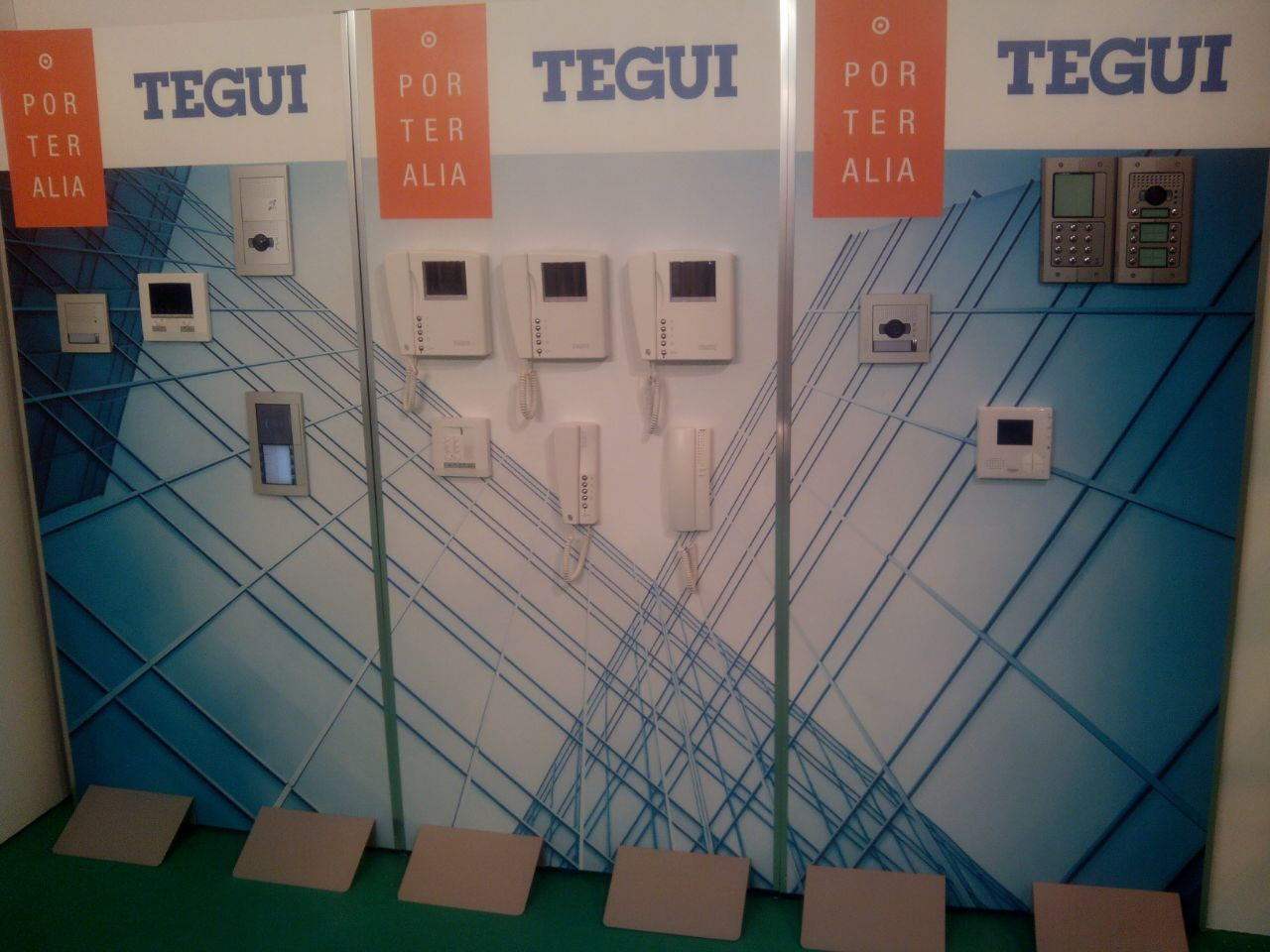 Panel Tegui