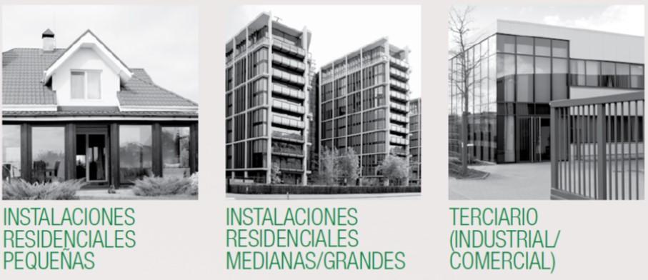 Comelit Edificios